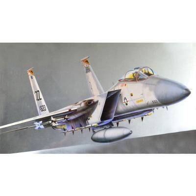 Monogram Maquette avion : f-15c eagle monogram - Maquette