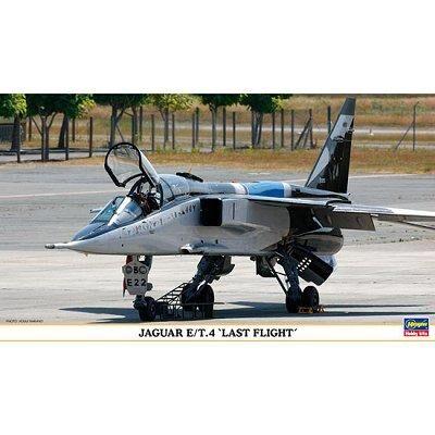 Hasegawa - Maquettes avions: Jaguar E/T.4 Last Flight: 2 kits - Maquette