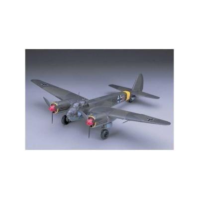 Hasegawa - Maquette avion: Junkers JU 88A-4 - Maquette