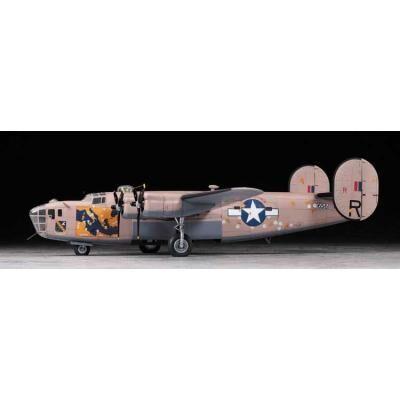 Hasegawa - Maquette avion: B-24D Liberator - Maquette