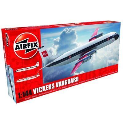 Airfix Maquette avion : vickers vanguard airfix - Maquette