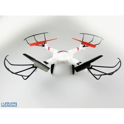 rayline drone radiocommandé r90 2,4ghz - hélicoptère radio commandé