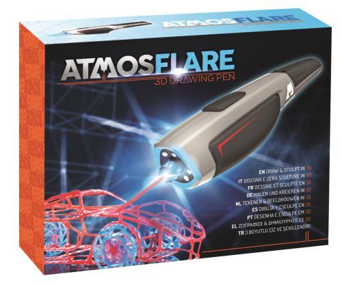 atmo stylo 3d atmosflare - autre jeu créatif