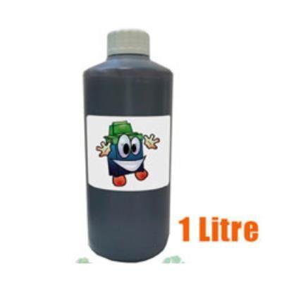 ENCROS JET ENCRE- Encre Alimentaire Black 1L - Pack de cartouches