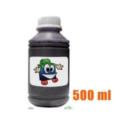 ENCROS JET ENCRE- Encre Alimentaire Black 500ML - Pack de cartouches