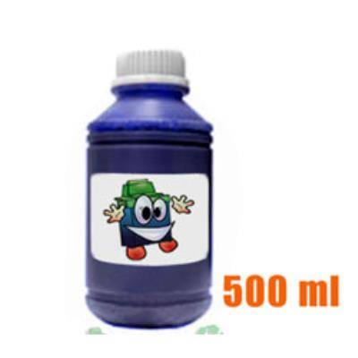 ENCROS JET ENCRE- Encre Alimentaire Cyan 500ML - Pack de cartouches