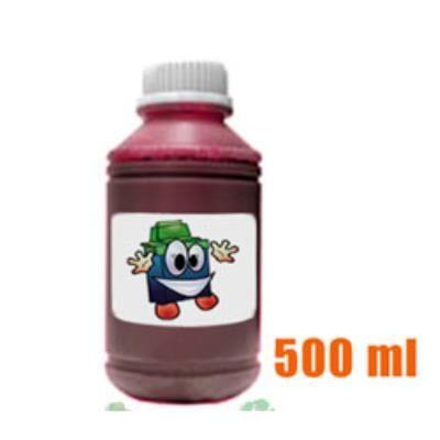 ENCROS JET ENCRE- Encre Alimentaire Magenta 500ML - Pack de cartouches