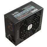Super Flower Bloc d'alimentation 850 W Série leadex modulaire ATX 12 V V2.2 certification 80 Plus Titanium - Boitier PC