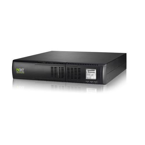 NEXT UPS Systems Mantis 1100 RT2U alimentation d'énergie non interruptible Interactivité de ligne 1100 VA 880 W 8 sortie(s) CA - Serveur multimédia