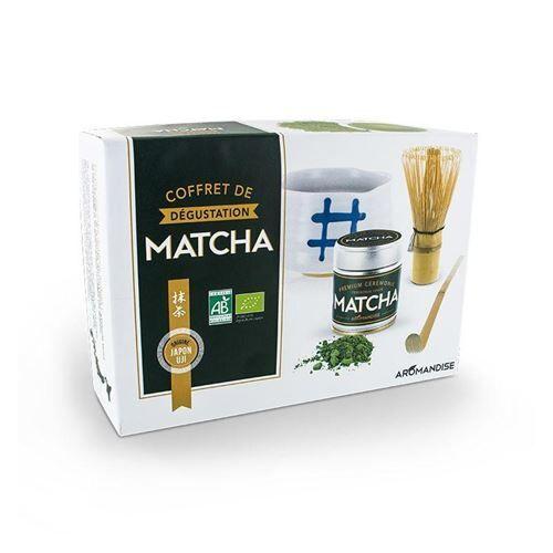 Non communiqué Coffret de Noël - Découverte de la cérémonie du thé Matcha - Thés Bios du Monde - Objet à poser