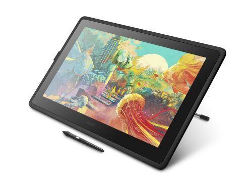 wacom tablette graphique wacom cintiq 22 15.6 noir - tablette graphique avec écran