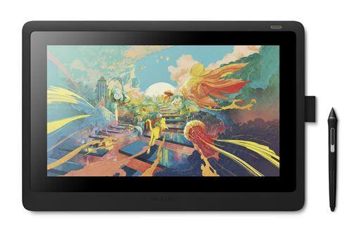 wacom tablette graphique wacom cintiq 16 15.6 noir - tablette graphique avec écran