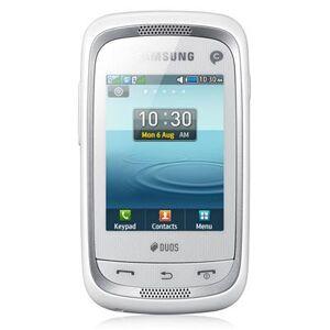 Samsung Champ Neo DUOS GT-C3262 Blanc - Smartphone 2G Dual-Sim avec écran tactile 2.4'' - Autres