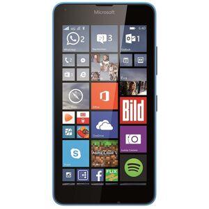 Microsoft Lumia 640 LTE 4G Smartphone débloqué Bleu (Import Allemagne) - Téléphone portable basique