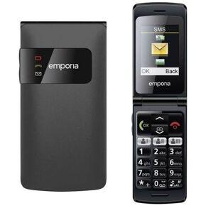 Non communiqué emporiaFLIPbasic - Téléphone mobile - GSM - 176 x 220 pixels - TFT - Téléphone portable basique