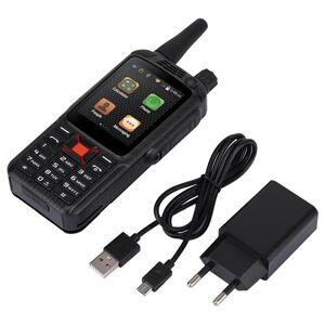 Smartphone de poche double ordinateur de poche portatif 2,4 talkie-walkie à écran tactile PTT - Smartphone