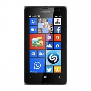 Microsoft lumia 435 4 8gb windows 8.1 italia black a00023418 - Smartphone