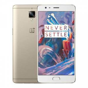 "Oneplus Smartphone Débloqué Oneplus 3 4G LTE 5.5"""" Double Sim 6+64Go Or - Smartphone"