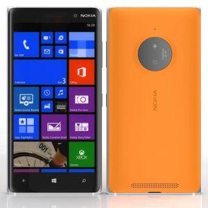 Nokia lumia 830 orange - Smartphone