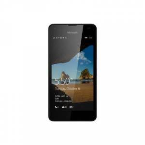 Deutsche Telekom Microsoft Lumia 550 - noir - 4G LTE - 8 Go - GSM - smartphone - Téléphone portable basique