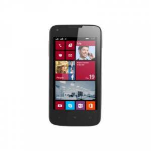 Prestigio MultiPhone 8400 DUO - noir - 3G 4 Go - GSM - smartphone - Smartphone