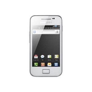 Samsung Galaxy Ace - blanc pur - 3G GSM - smartphone - Smartphone