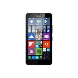 Microsoft Lumia 640 XL Dual SIM - blanc brillant - 3G HSPA+ - 8 Go - GSM - smartphone - Smartphone