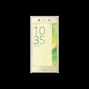 Sony Xperia X Performance - Jaune doré Reconditionné à neuf - Smartphone