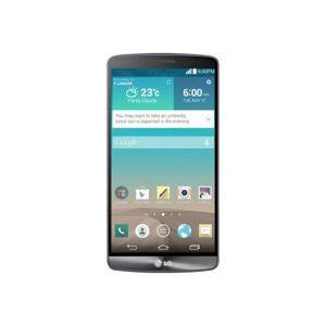 LG Electronics LG G3 D855 - noir - 4G LTE - 16 Go - GSM - smartphone - Téléphone portable basique
