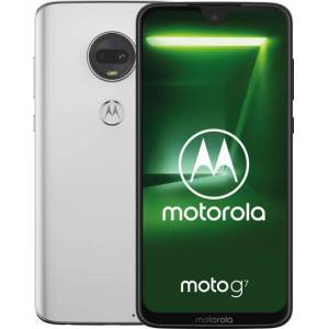 """MOTOROLA MOTO G7 CLEAR WHITE 4G 6,2"""" 64GB 12+5+8MP - Smartphone Android"""