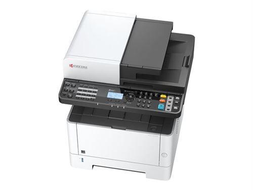 Kyocera ECOSYS M2540dn - Imprimante multifonctions - Noir et blanc - laser - Legal (216 x 356 mm) (original) - A4/Legal (support) - jusqu'à 40 ppm (impression) - 350 feuilles - 33.6 Kbits/s - USB 2.0, Gigabit LAN, hôte USB - Imprimante multifonctions