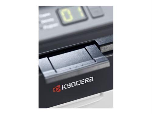 Kyocera FS-1220MFP - Imprimante multifonctions - Noir et blanc - laser - A4 (210 x 297 mm), Legal (216 x 356 mm) (original) - A4/Legal (support) - jusqu'à 20 ppm (copie) - jusqu'à 20 ppm (impression) - 250 feuilles - USB 2.0 - Imprimante multifonc