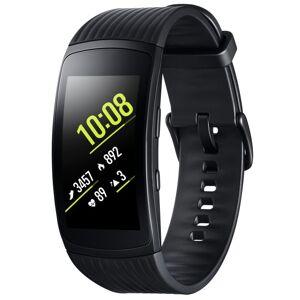 Samsung Bracelet connecté Samsung Gear Fit2 Pro Noir Taille L - Bracelet, tracker d'activité