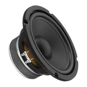 Monacor international Haut-parleur de grave-médium Hi-Fi 50 W 8 Ohms Monacor SPH-210 - Enceinte colonne