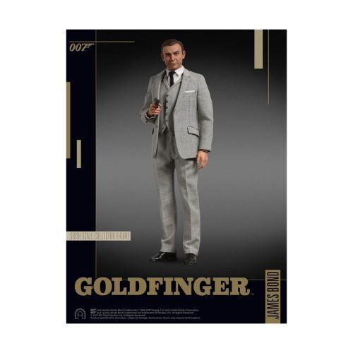 James Bond Goldfinger Collection Figurine, Bcjb0002, Echelle 1/6 - Autres figurines et répliques