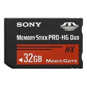 Sony Memory Stick Pro-HG Duo 32 Go HX - Carte Memory Stick