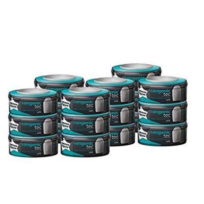 Tommee tippee - sangenic - recharge pour poubelle à couches lot de 18 - Accessoires de change