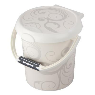 Rothobabydesign Rotho babydesign poubelle à couches - sérigraphie - gamme vintage - blanc - Accessoires de change