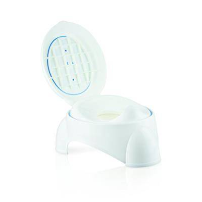 Nûby pot toilette 3-en-1 réducteur cuvette petit siège - Autres toilette et soin