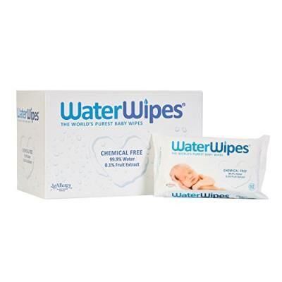 Waterwipes lot de 12 boîtes économiques de lingettes bébé 720lingettes au total - Autres toilette et soin