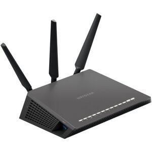 NETGEAR Modem Routeur WiFi NETGEAR D7000 Nighthawk AC1900 Dual Band Gigabit VDSL et ADSL - Routeur