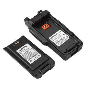 Talkie-walkie haute puissance 2 voies radio IP67 étanche pour Baofeng UV-9R (prise UE) - Autres