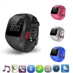 Montre Bracelet GPS pour Adulte (Bleu) - Autres