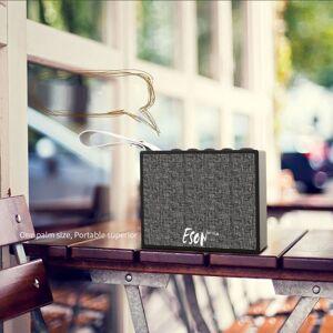 X9S Smart WiFi Bluetooth Haut-parleurs commande vocale micro haut-parleur portable sans fil_onaeatza70 - Baladeur radio
