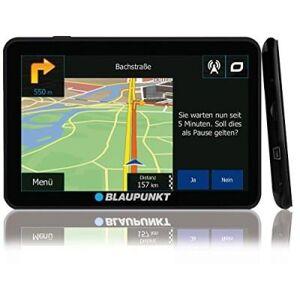 "Bosch Blaupunkt TravelPilot 74 Truck - EU Lifetime Map Update - navigateur GPS - automobile 7"" grand écran - GPS Auto"