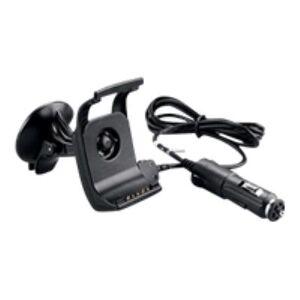 Garmin Automotive Suction Cup Mount with Speaker - Fixation à ventouse pour navigateur - pour Montana 600, 650, 650t - Accessoire pour GPS