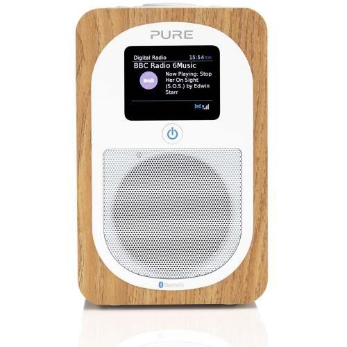 Pure Radio Pure Evoke H3 Chêne - Radio