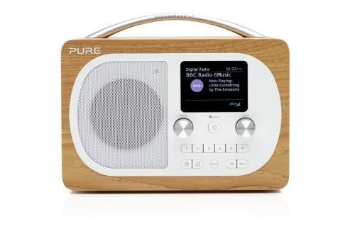 Pure Radio Pure Evoke H4 Chêne - Radio