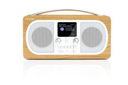 Pure Radio Pure Evoke H6 Chêne - Radio