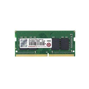 Transcend JM2400HSB-8G 8Go DDR4 2400Mhz SO-DIMM 1Rx8 1.2V - Disque dur interne